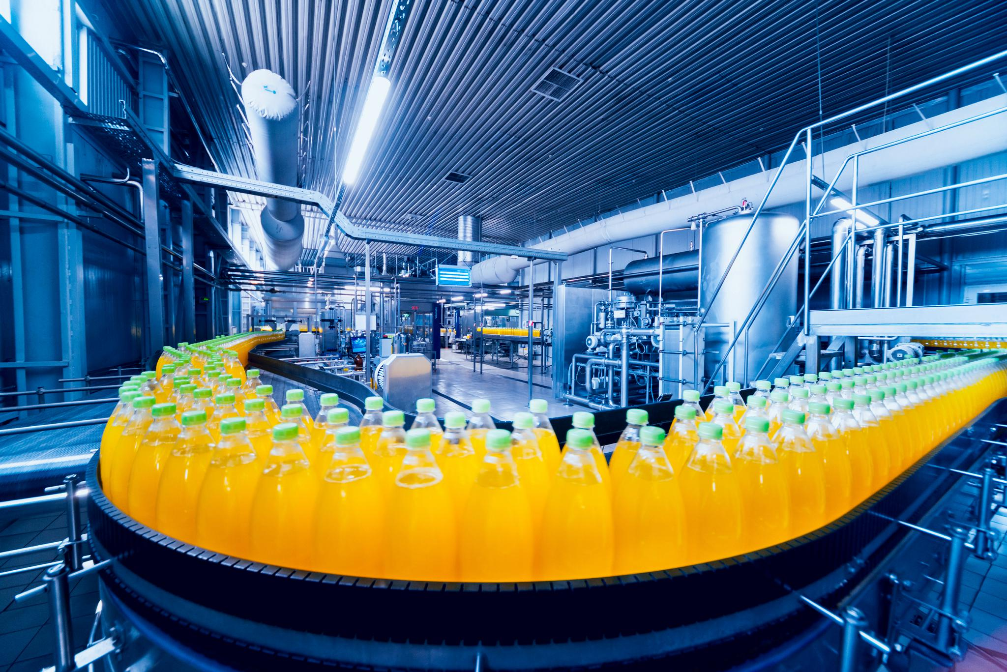 Food & Beverage Production